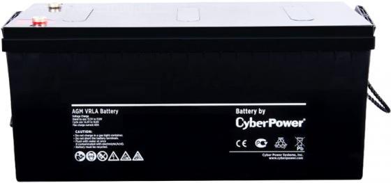 Battery CyberPower Professional solar series (gel) GR 12-250 / 12V 250 Ah