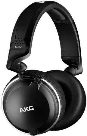 Наушники AKG Наушники AKG K182 , черный