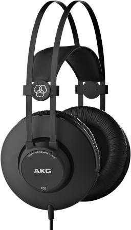 Фото - Наушники AKG Наушники AKG K52, черный наушники