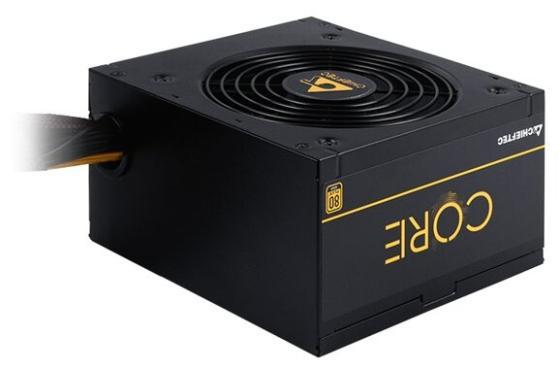 Блок питания ATX 600 Вт Chieftec BBS-600S блок питания atx 600 вт chieftec elp 600s bulk
