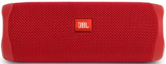 Динамик JBL Портативная акустическая система JBL Flip 5 красный