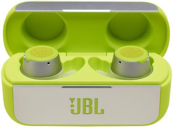 Наушники JBL Беспроводные внутриканальные наушники JBLREFFLOWGRN, зеленый