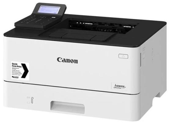Фото - Принтер лазерный Canon i-Sensys LBP223dw (3516C008) A4 Duplex WiFi мфу canon i sensys mf744cdw копир цветной принтер сканер dadf duplex 27стр мин 1200x1200dpi fax wifi lan a4 замена mf734cdw
