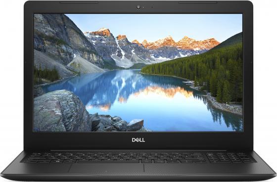 "Ноутбук Dell Inspiron 3593 Core i5 1035G1/4Gb/1Tb/nVidia GeForce MX230 2Gb/15.6""/FHD (1920x1080)/Linux/black/WiFi/BT/Cam ноутбук dell inspiron 3567 7879 i3 6006u 4gb 1tb dvdrw r5 m430 2gb 15 6 hd win10 wifi bt cam black"