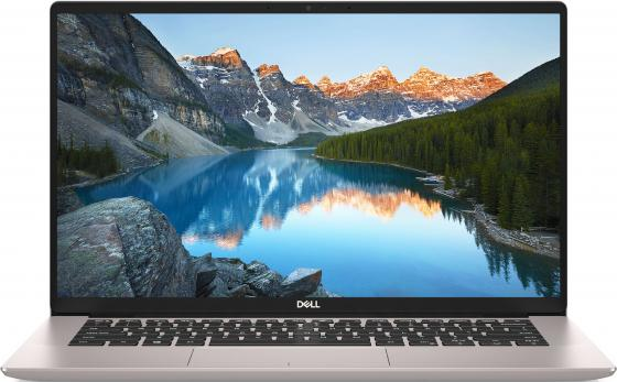 Ноутбук Dell Inspiron 7490 Core i7 10510U/16Gb/SSD512Gb/nVidia GeForce MX250 2Gb/14/IPS/FHD (1920x1080)/Windows 10/rose gold/WiFi/BT/Cam ноутбук dell latitude 7490 i7 7490 2585 черный