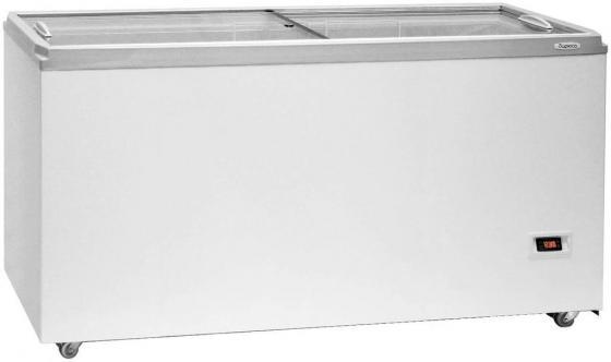 Морозильный ларь Бирюса Б-560DZQ белый