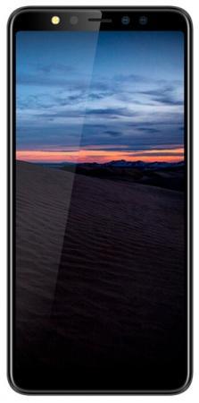 "Смартфон Haier Elegance E9 16Gb 2Gb черный моноблок 3G 4G 2Sim 5.99"" 720x1440 Android 8.1 16Mpix 802.11 a/b/g/n/ac GPS GSM900/1800 GSM1900 TouchSc MP3 FM A-GPS microSD max128Gb стоимость"