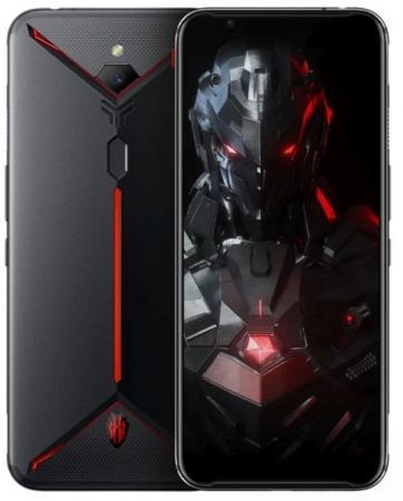 Смартфон ZTE Nubia Red Magic 3s черный 6.65 128 Гб LTE Wi-Fi GPS 3G Bluetooth смартфон zte blade a3 черный 5 16 гб lte wi fi gps 3g bluetooth