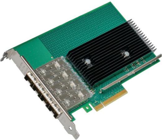 Сетевой адаптер Intel Original X722DA4FH 4x10Gb\\s SFP+ ports DA iWARP/RDMA (X722DA4FH 959964)