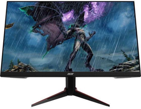 Монитор 27 Acer Nitro VG270bmipx черный IPS 1920x1080 250 cd/m^2 4 ms HDMI DisplayPort VGA Аудио UM.HV0EE.013 цена