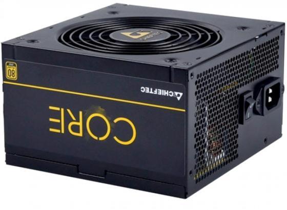 Блок питания ATX 500 Вт Chieftec BBS-500S цена и фото