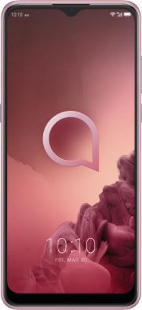 Смартфон Alcatel 3X 5048Y 2019 розовый 6.52 64 Гб LTE NFC Wi-Fi GPS 3G Bluetooth 5048Y-2BALRU12