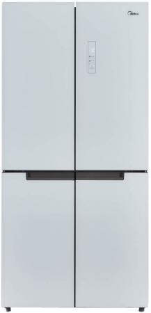 Комплект Midea: Холодильник MRC518SFNGW + Морозильный ларь MCF3085W midea mrc518sfngw холодильник