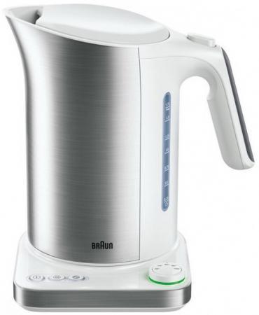 Электрический чайник Braun WK 5115WH цена и фото