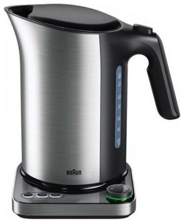 Электрический чайник Braun WK 5115BK цена и фото