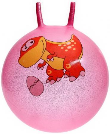 Мяч-прыгун Дино 45см, массажн., с рожками, в ассорт. в пак. в кор.40шт мяч прыгун дино 45см массажн с рожками в ассорт в пак в кор 40шт