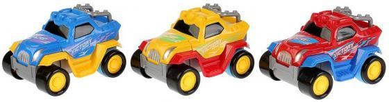 Купить Машина инерц. цвет в ассорт. в пак. (русс. уп.) в кор.2*108шт, S+S TOYS, Детские модели машинок