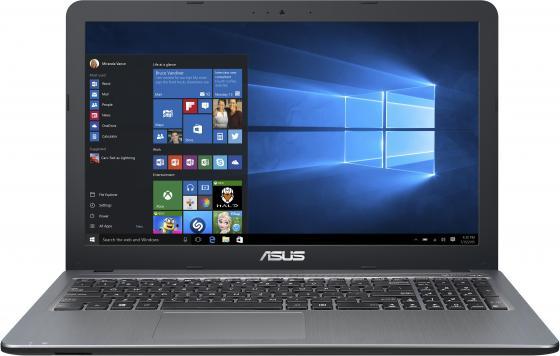 "Ноутбук Asus VivoBook X540BA-GQ525T A4 9125/4Gb/500Gb/UMA/15.6""/HD (1366x768)/Windows 10/silver/WiFi/BT/Cam цена и фото"