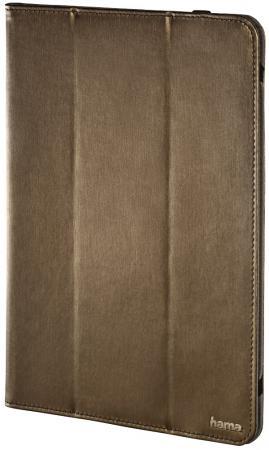 "Чехол Hama для планшета 7"" Fold Uni полиуретан коричневый (00182365) цена и фото"
