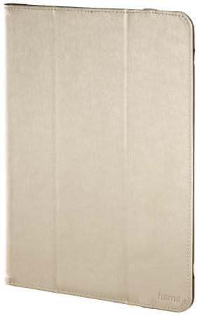 "Чехол Hama для планшета 10.1"" Fold Uni полиуретан бежевый (00182370) цена и фото"