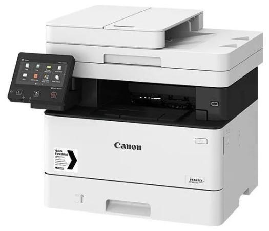 Фото - МФУ лазерный Canon i-Sensys MF443dw (3514C008) A4 Duplex WiFi белый/черный мфу лазерный canon i sensys colour mf746cx 3101c039 a4 duplex wifi белый черный