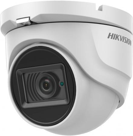 Камера видеонаблюдения Hikvision DS-2CE76H8T-ITMF 3.6-3.6мм цветная корп.:белый