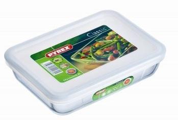 Форма для запекания с крышкой Pyrex CookStore 241P000 0.8 л кастрюля pyrex gusto с крышкой 2 6 л