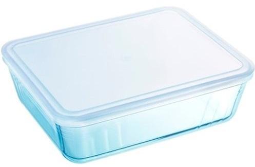 Форма для запекания с крышкой Pyrex CookStore 242P000 1.5 л кастрюля pyrex gusto с крышкой 2 6 л