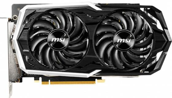 Купить Видеокарта 6Gb <PCI-E> MSI GeForce GTX 1660 Ti ARMOR 6G <GTX1660Ti, GDDR6, 192bit, HDMI, DPx3, Retail>