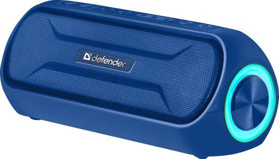 Колонки DEFENDER ENJOY S1000 blue (20Вт, bluetooth)