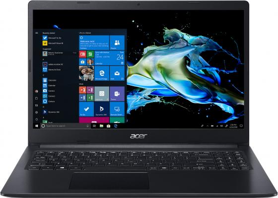 "Ноутбук Acer Extensa 15 EX215-21G-492Q A4 9120e/4Gb/500Gb/AMD Radeon 530 2Gb/15.6""/HD (1366x768)/Windows 10 Single Language/black/WiFi/BT/Cam цена и фото"