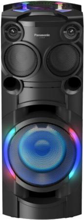 Минисистема Panasonic SC-TMAX40GSK черный 1200Вт/CD/CDRW/FM/USB/BT