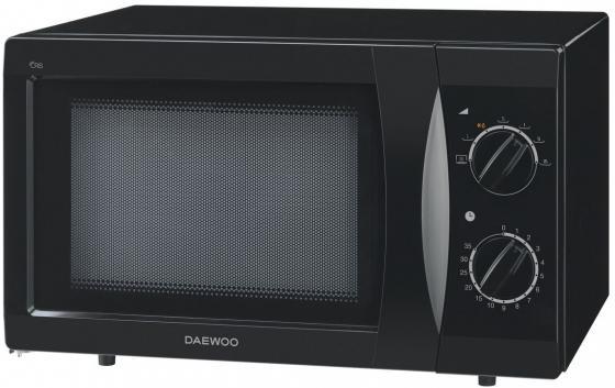 Микроволновая Печь Daewoo KOR-81A7B 23л. 800Вт черный
