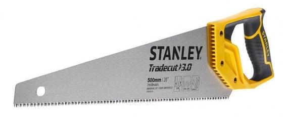 Ножовка по дереву TRADECUT 500 мм 11 TPI STHT20351-1 Stanley ножовка по дереву stht20349 1 stanley