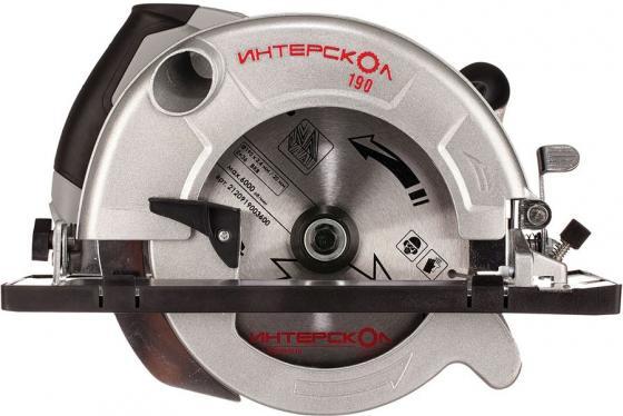 ДП-190/1600 дисковая пила Интерскол