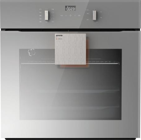 Духовой шкаф Электрический Gorenje BOP637ST серый