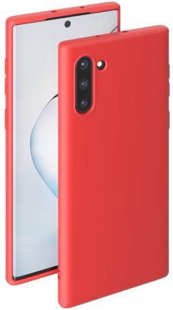 Чехол Deppa Gel Color Case для Samsung Galaxy Note 10, красный стоимость