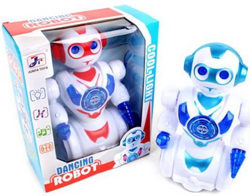 Игрушка Наша Робот танцующий двигающийся