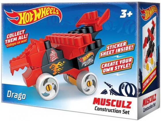 Конструктор Bauer Hot Wheels 18 элементов bauer bauer конструктор avia 200 элементов
