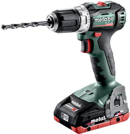 Шуруповёрт Metabo BS 18 L BL (602326800)