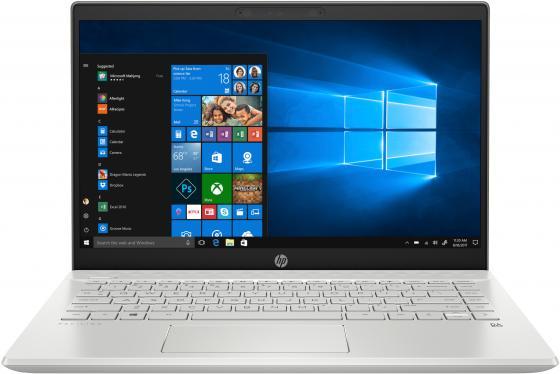 "Ноутбук 14"" FHD HP Pavilion 14-ce3010ur silver (Core i5 1035G1/8Gb/256Gb SSD/16Gb SSD/noDVD/VGA int/W10) (8PJ89EA) цена и фото"