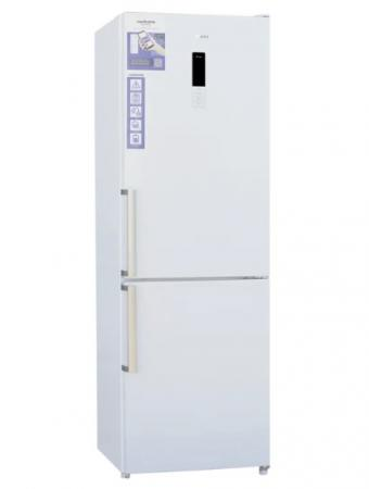 Холодильник Shivaki BMR-1857DNFW белый (двухкамерный) холодильник shivaki shrf 230dw белый