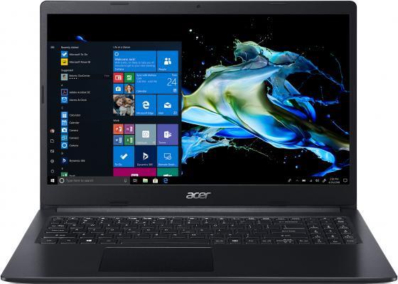 "Ноутбук Acer Extensa 15 EX215-21G-42US A4 9120e/4Gb/500Gb/AMD Radeon 530 2Gb/15.6""/HD (1366x768)/Linux/black/WiFi/BT/Cam цена и фото"