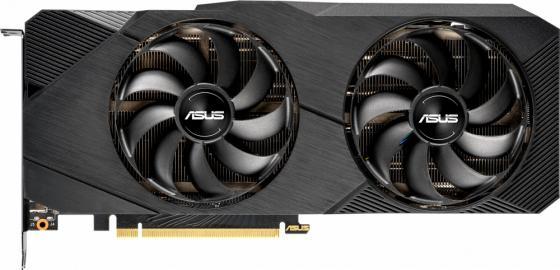 Видеокарта Asus PCI-E DUAL-RTX2080S-8G-EVO-V2 nVidia GeForce RTX 2080SUPER 8192Mb 256bit GDDR6 1815/15500/HDMIx1/DPx3/HDCP Ret