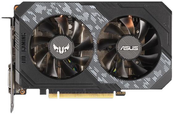 Видеокарта ASUS GeForce GTX 1650 SUPER TUF Gaming OC Edition PCI-E 4096Mb GDDR6 128 Bit Retail TUF-GTX1650S-O4G-GAMING все цены
