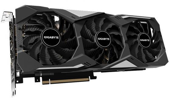 Купить Видеокарта Gigabyte PCI-E GV-N207SWF3-8GD nVidia GeForce RTX 2070SUPER 8192Mb 256bit GDDR6 1770/14000/HDMIx1/DPx3/HDCP Ret