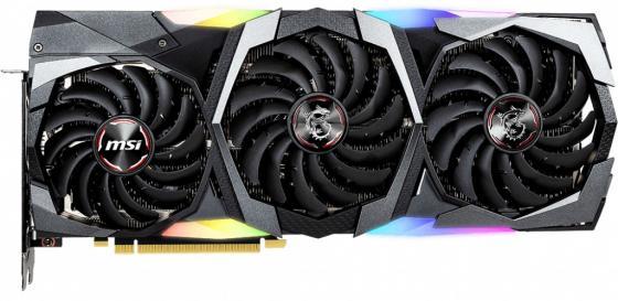 Видеокарта MSI PCI-E RTX 2070 SUPER GAMING Z TRIO nVidia GeForce RTX 2070SUPER 8192Mb 256bit GDDR6 1800/15500/HDMIx1/DPx3/HDCP Ret
