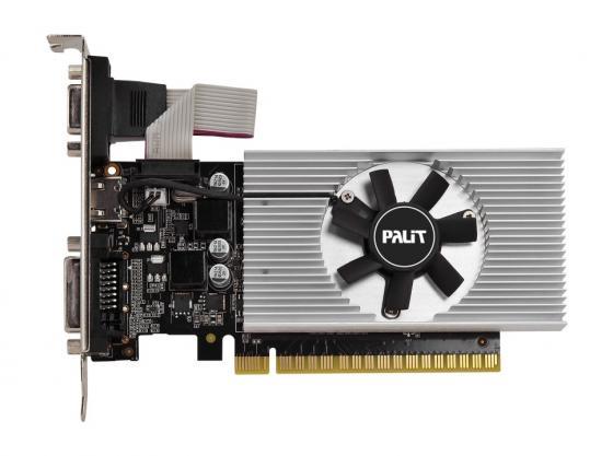 Видеокарта Palit GeForce GT 730 GeForce GT 730 (2048MB GDDR5) PCI-E 2048Mb GDDR5 64 Bit Bulk NE5T7300HD46-2087F BULK