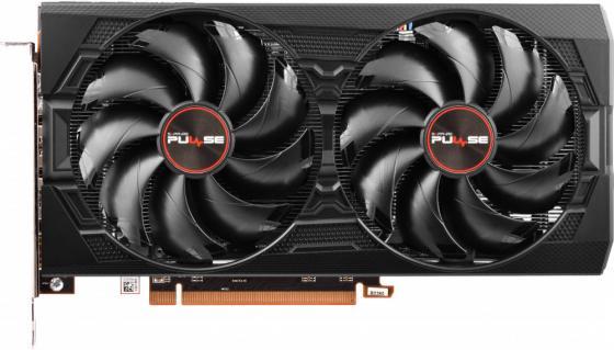 Видеокарта Sapphire PCI-E 11295-03-20G PULSE RX 5500XT 4G OC AMD Radeon RX 5500XT 4096Mb 128bit GDDR6 1284/14000/HDMIx1/DPx3/HDCP Ret
