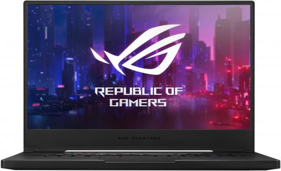 "Ноутбук ASUS GU502GV-ES116 15.6"" 1920x1080 Intel Core i7-9750H 512 Gb 16Gb Bluetooth 5.0 nVidia GeForce RTX 2060 6144 Мб черный Без ОС 90NR02E2-M02460"